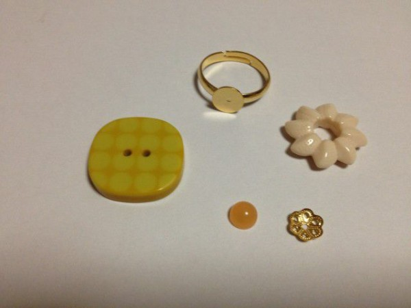 11 handmade yellow ring recipe 600x450