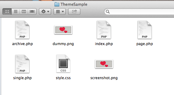 wordpress folder screenshot png