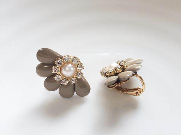 earcuff flower recipe