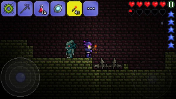 terraria iphone 16 dungeon spike 600x338