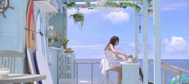 tvcm-suntory-allfree-2014summer